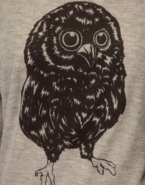 Image 3 ofBrat &amp; Suzie Owl Sweatshirt