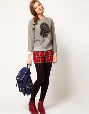 Image 4 ofBrat &amp; Suzie Owl Sweatshirt