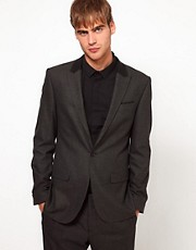 River Island Perry Blazer with Trim