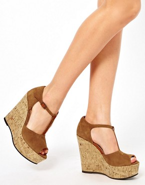 Image 3 ofGanni Flora Wedge Sandals