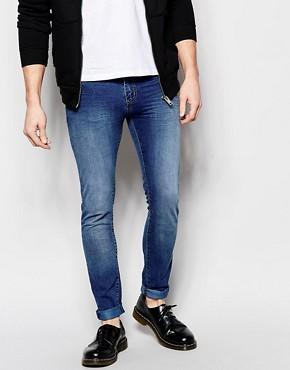Rock & Religion Skinny Stretch Jeans
