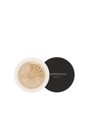 Image 1 ofbareMinerals Matte SPF 15 Foundation - Medium Shade