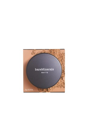 Image 2 ofbareMinerals Matte SPF 15 Foundation - Medium Shade