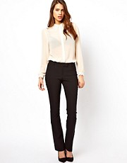 ASOS Trouser With Kick Flare