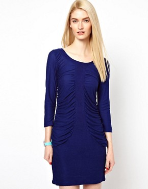Image 1 of Baum und Pferdgarten Body Con Ruched Dress