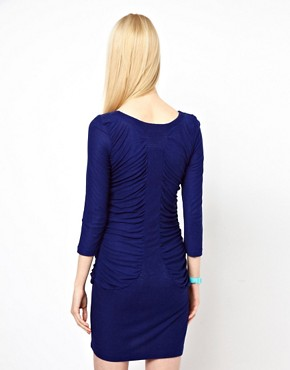 Image 2 of Baum und Pferdgarten Body Con Ruched Dress