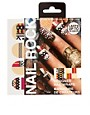 Image 1 ofNail Rock Tribal Print Nail Wraps