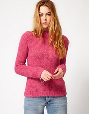 Cheap Monday High Necked Jumper