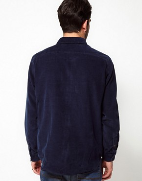 Image 2 ofPolo Ralph Lauren Oversize Shirt in Cord