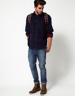 Image 4 ofPolo Ralph Lauren Oversize Shirt in Cord