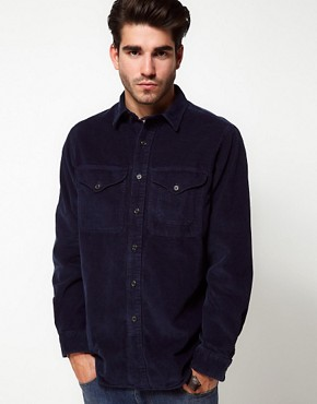 Image 1 ofPolo Ralph Lauren Oversize Shirt in Cord