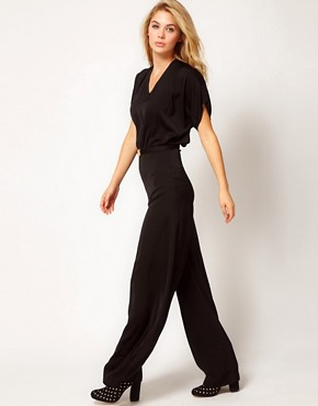 Image 4 ofMiss Sixty Sunshine Wideleg Jumpsuit