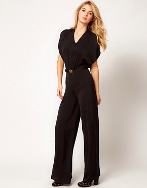 Image 1 ofMiss Sixty Sunshine Wideleg Jumpsuit