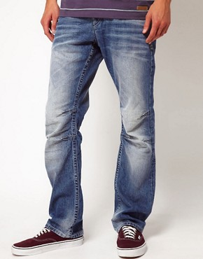 Image 1 ofJack &amp; Jones Loose Fit Jeans