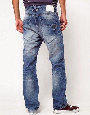 Image 2 ofJack &amp; Jones Loose Fit Jeans