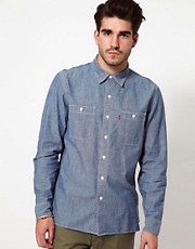 Levis Shirt Chambray 2 Pocket
