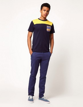 Image 4 ofBellfield Slim Chinos