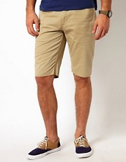 Vans &ndash; Covina &ndash; Chinoshorts aus gewaschenem Twill