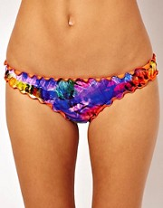 Seafolly Festival Mini Hipster Bikini Pant