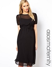 ASOS Maternity Midi Dress