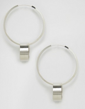 ASOS Double Hoop Earrings