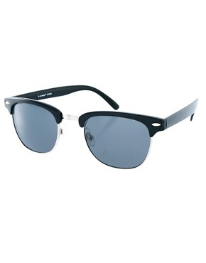 Image 1 of A J Morgan Clubmaster Sunglasses