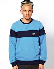 Adidas Originals Sweatshirt with Chestband