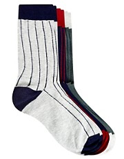 Selected 3 Pack Socks Nemo