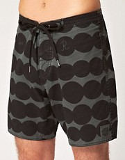 Shorts de bao Nugget de Rhythm