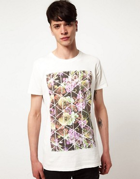 Image 1 ofNew Love Club Floral T-Shirt