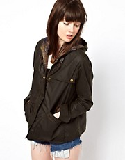 Barbour Heron Cape
