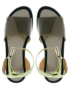 Image 3 ofASOS VACUUM Flatform Sandals