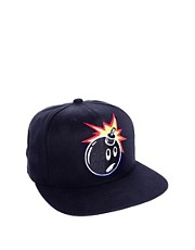 The Hundreds Bomb Snapback Cap