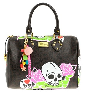 Image 1 ofPaul s Boutique Skull Molly Bag