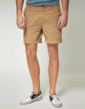 Image 1 ofASOS Chino Shorts