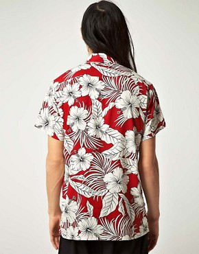 Image 2 ofReligion Vegas Hawaiian Shirt