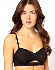 House Of Holland Bandeau Stars Bra