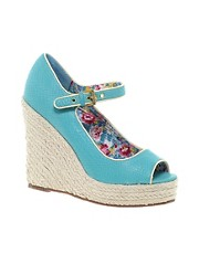 Timeless Louise Mary-Jane Wedges