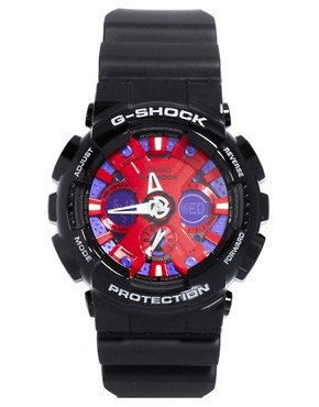Image 1 ofCasio G-Shock GA-120B-1AER Watch Hyper Complex