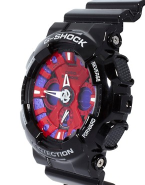 Image 4 ofCasio G-Shock GA-120B-1AER Watch Hyper Complex