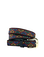ASOS Aztec Waist Belt