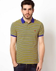 Polo Ralph Lauren - Polo slim fit a righe
