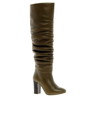 Image 1 ofKore by Sophia Kokosalaki Leather Knee High Boot