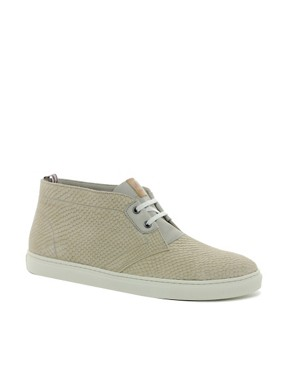 Image 1 ofH by Hudson Aura Snake Chukka Boots