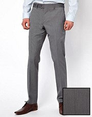Caxton Skinny Fit Trousers
