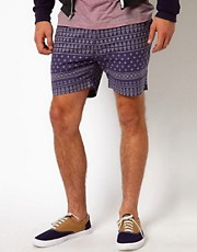 Two Square  Temptation  Shorts