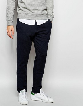 Selected Homme Jersey Formal Joggers