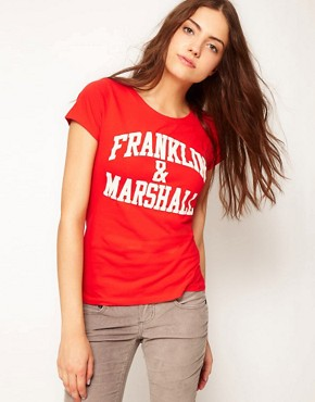 Image 1 ofFranklin &amp; Marshall T-Shirt