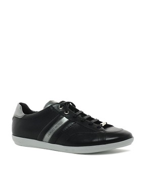 Image 1 ofBOSS Black Weiko Trainers