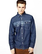 Spy Denim Shirt